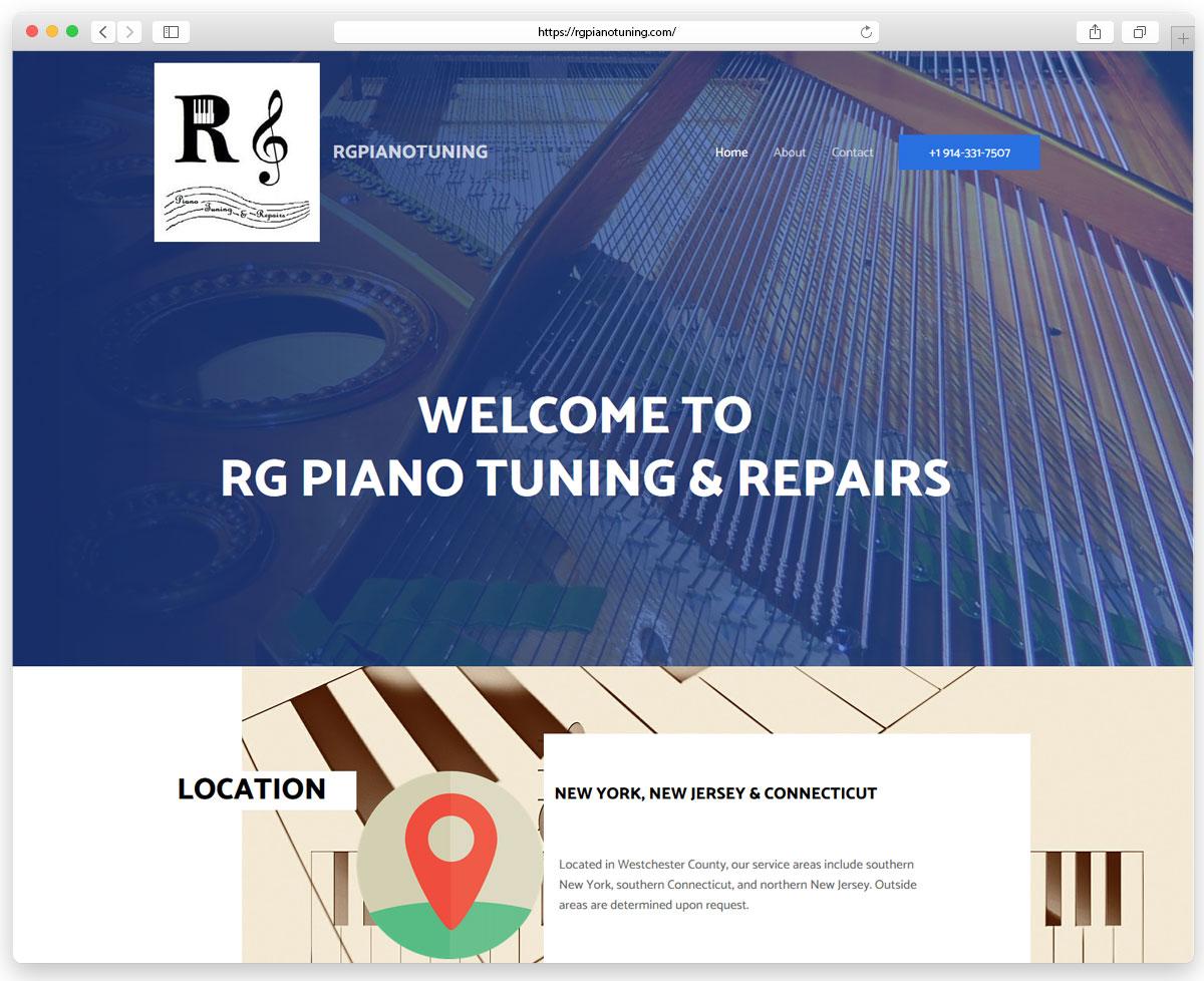 Strojenie fortepianu RG & Remont - Serwis strojenia i naprawy fortepianów